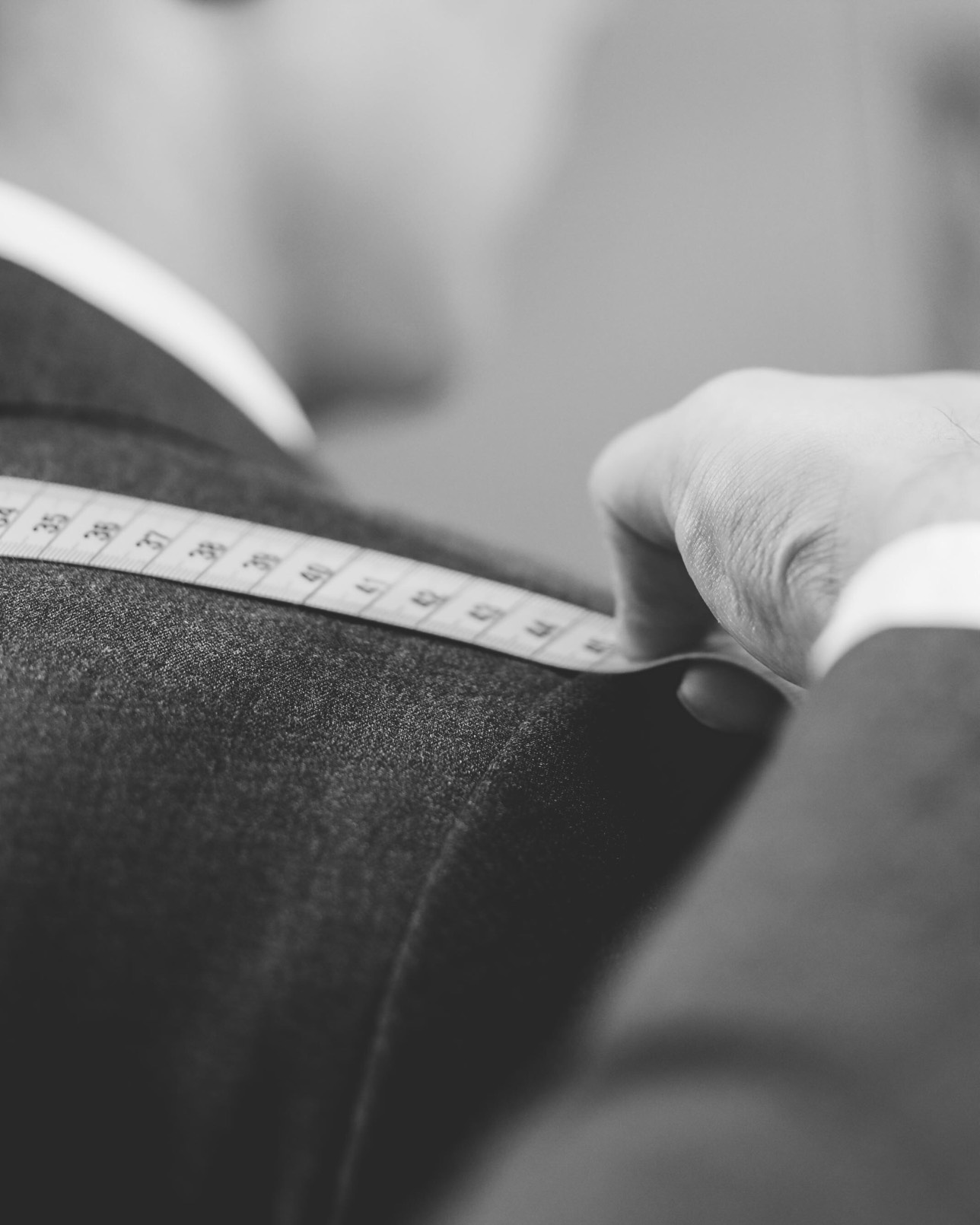 Made to Measure:  Fitting Session